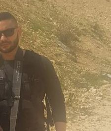 Youssef Ottman, one of the victims of the terror attack in the West Bank village of Har Adar.