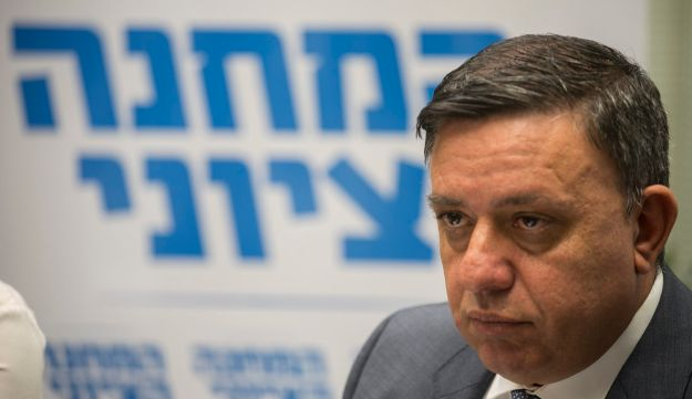 FILE PHOTO: Avi Gabbay, the newly elected leader of the Labor party