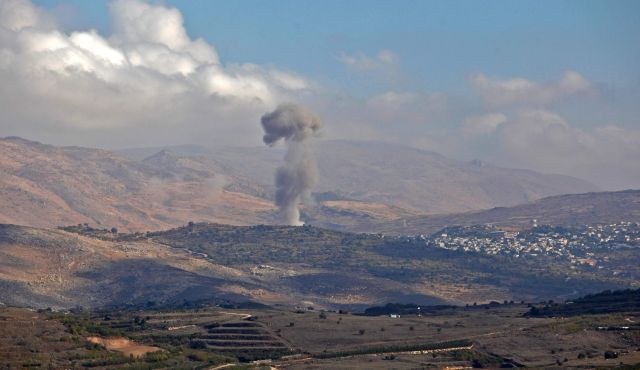 In rare move, Israel says ready to protect Syrian Druze town under