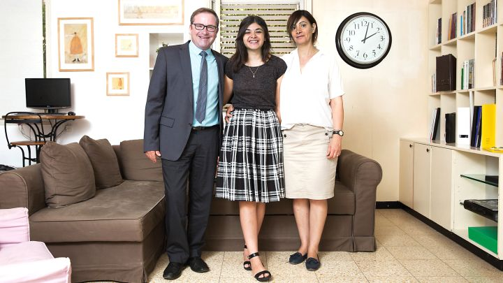 A rare glimpse into the insular world of Israeli Jehovah's