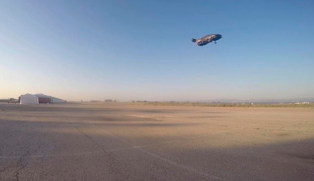 This image provided by Urban Aeronautics/Tactical Robotics shows an Israeli-made flying car. Urban Aeronautics conducted flight tests of its passenger-carrying drone call the Cormorant in Megiddo, Israel, late in 2016.