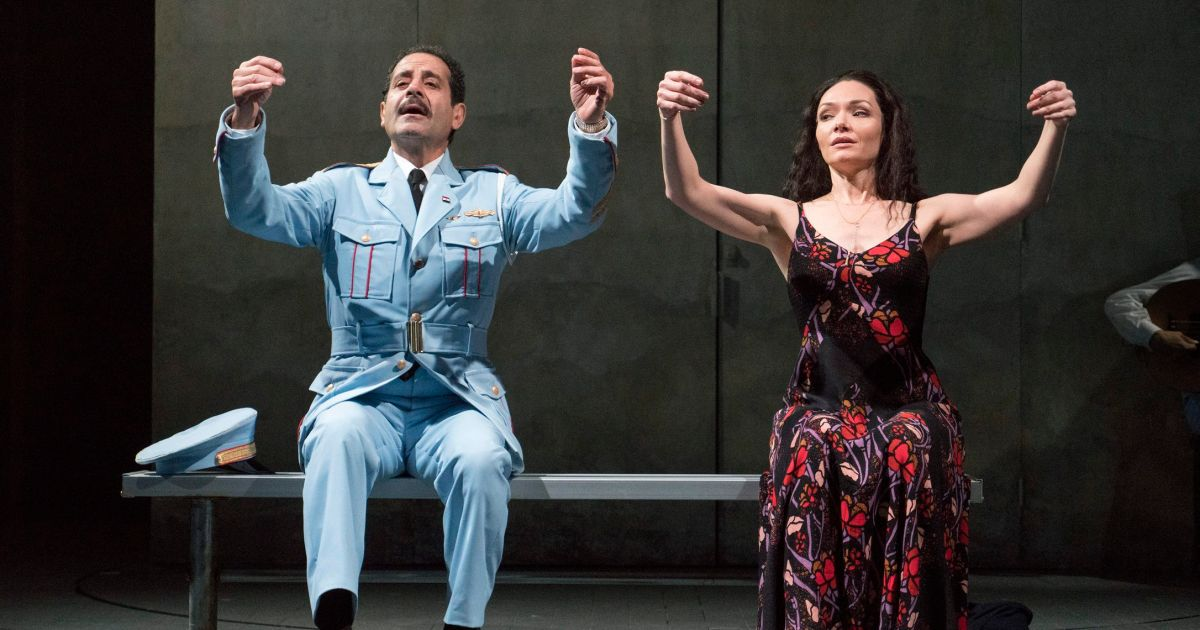 Israeli-American plays an Egyptian musician in Broadway adaptation