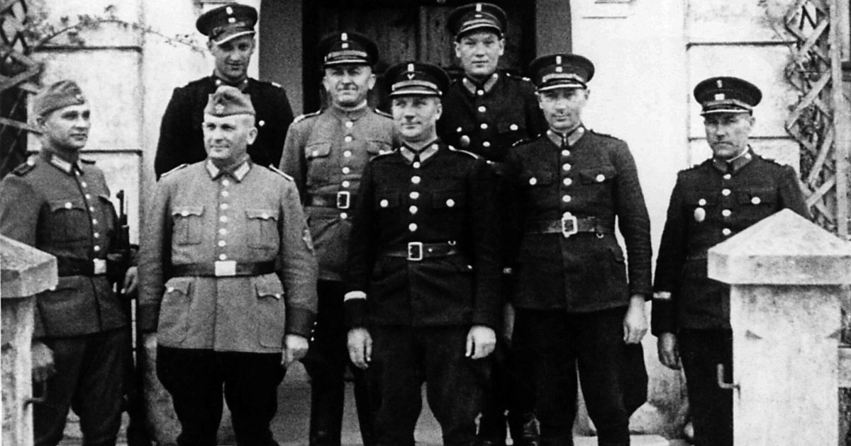 Orgy Of Murder The Poles Who Hunted Jews And Turned