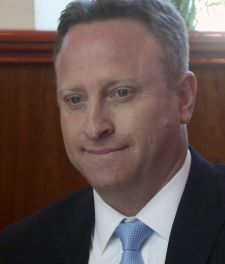 Ari Harow in 2014, while working as Prime Minister Benjamin Netanyahu's chief of staff.