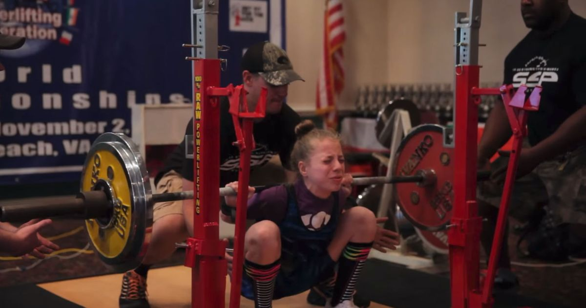 The strongest girl in the world is a Modern Orthodox Jew