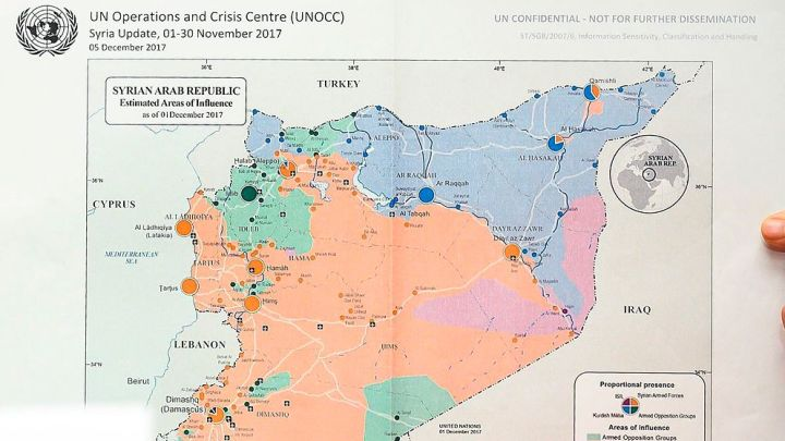 As Russia redraws the map in Syria, Putin and Iran are left with one ...