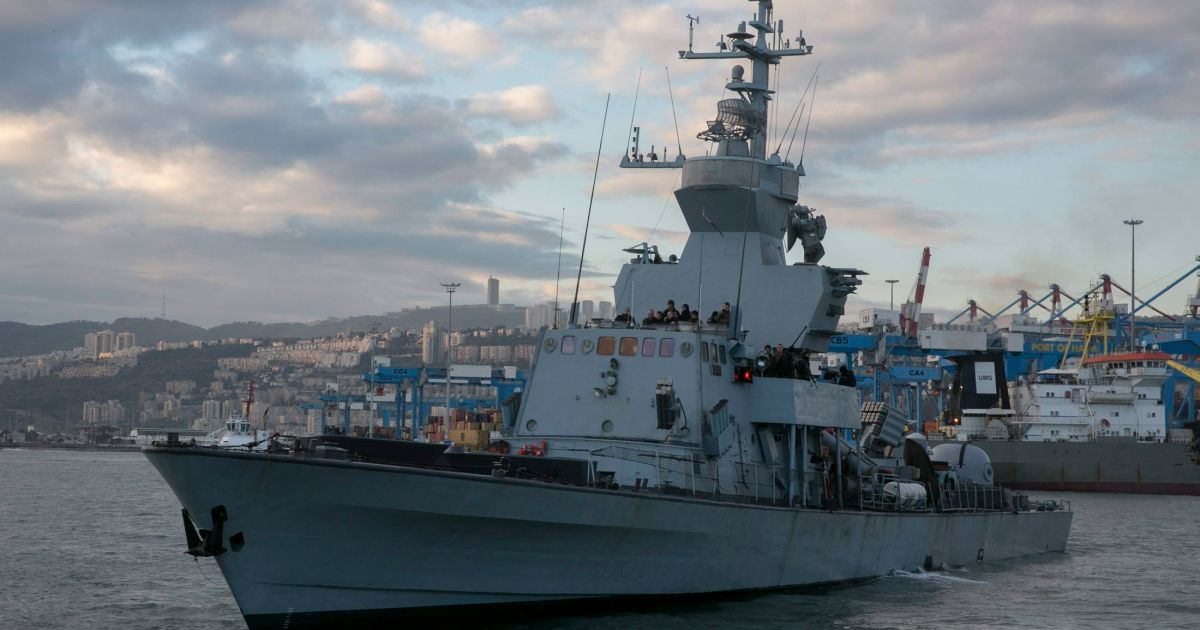 Israel Navy gearing up for its latest mission – protecting