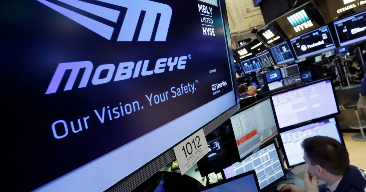 U S  charges two Israeli residents with Mobileye insider