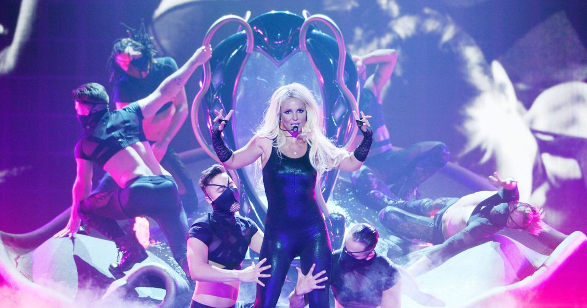 It's Britney, Israel: Pop star Britney Spears to perform in