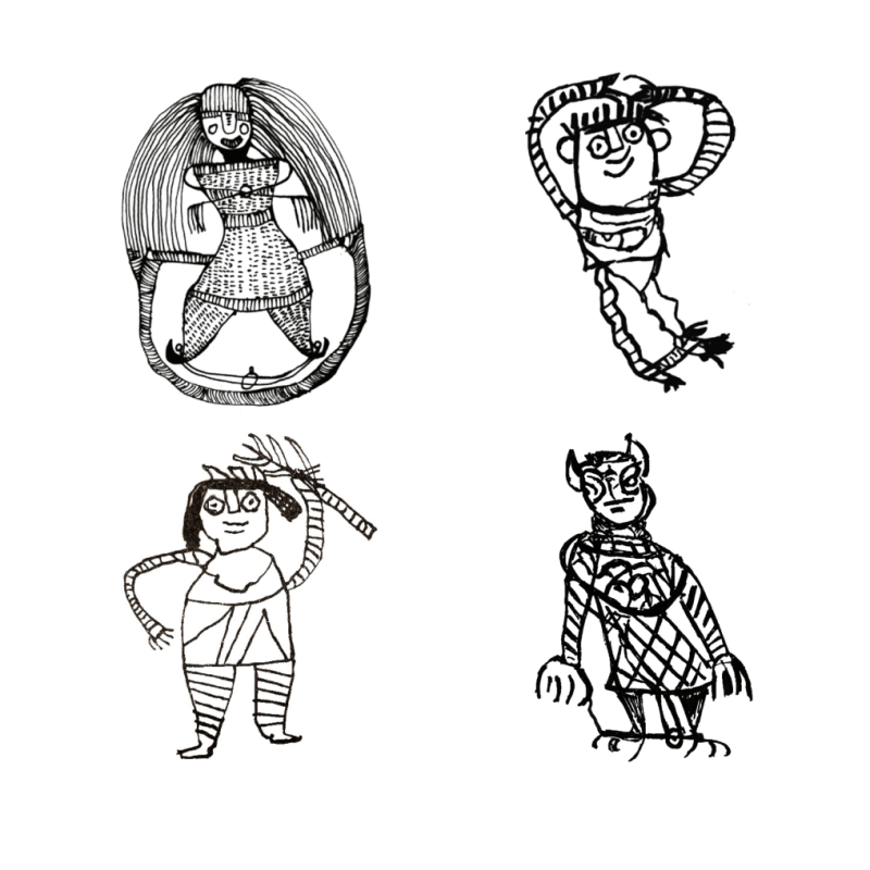 A visual guide to the demons that spooked the Jews of Babylon - Life