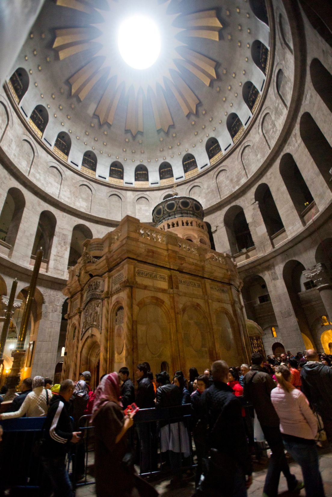 Jew Detector: WATCH: Jesus' Tomb Reopens In Jerusalem After Multi