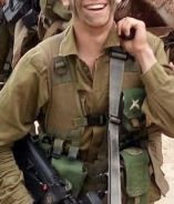 Sergeant Elichai Taharlev, 20, was killed earlier today in a car ramming attack in Ofra.