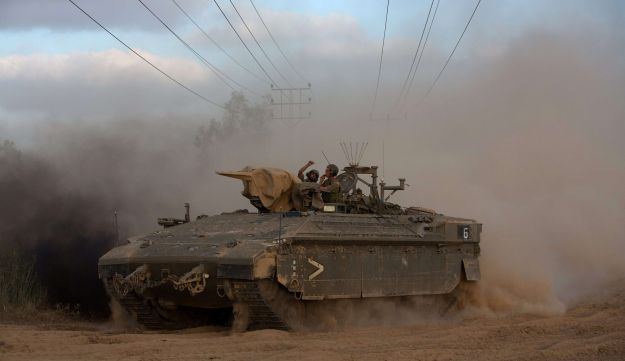 LIVE UPDATES: Operation Protective Edge, Day 13