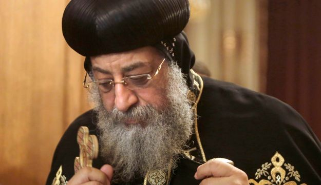 The Pope of the Coptic Orthodox Church.