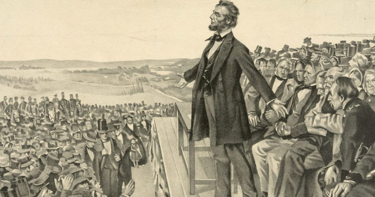lincoln gettysburg address essay contest Gettysburg address: a short speech long remembered of lincoln's address to gay of american history and the gettysburg address at the vortex of.