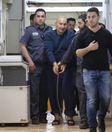 Gamil Tamimi, the man who allegedly carried out a deadly stabbing attack in Jerusalem on April 14, 2017.
