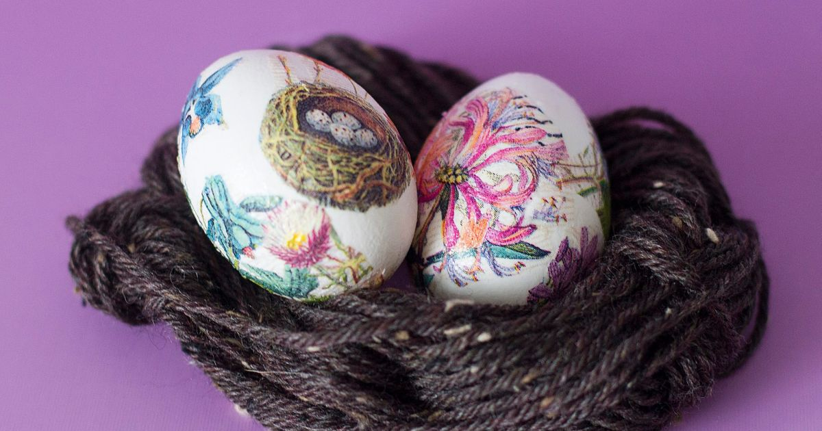Do Passover Eggs and Easter Eggs Have a Shared Origin?