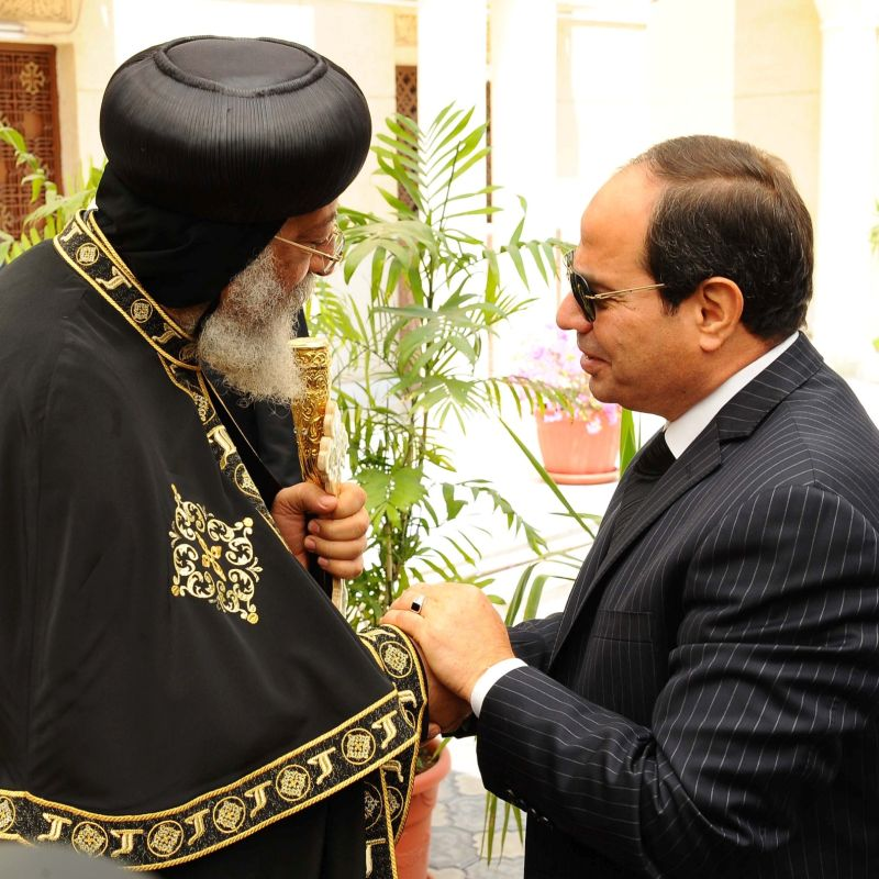 Islam and politics collide in Egypt as a secular government