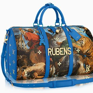 a2aab4087a49 Jeff Koons  and Louis Vuitton s unstoppable fashion terrorism - Life ...