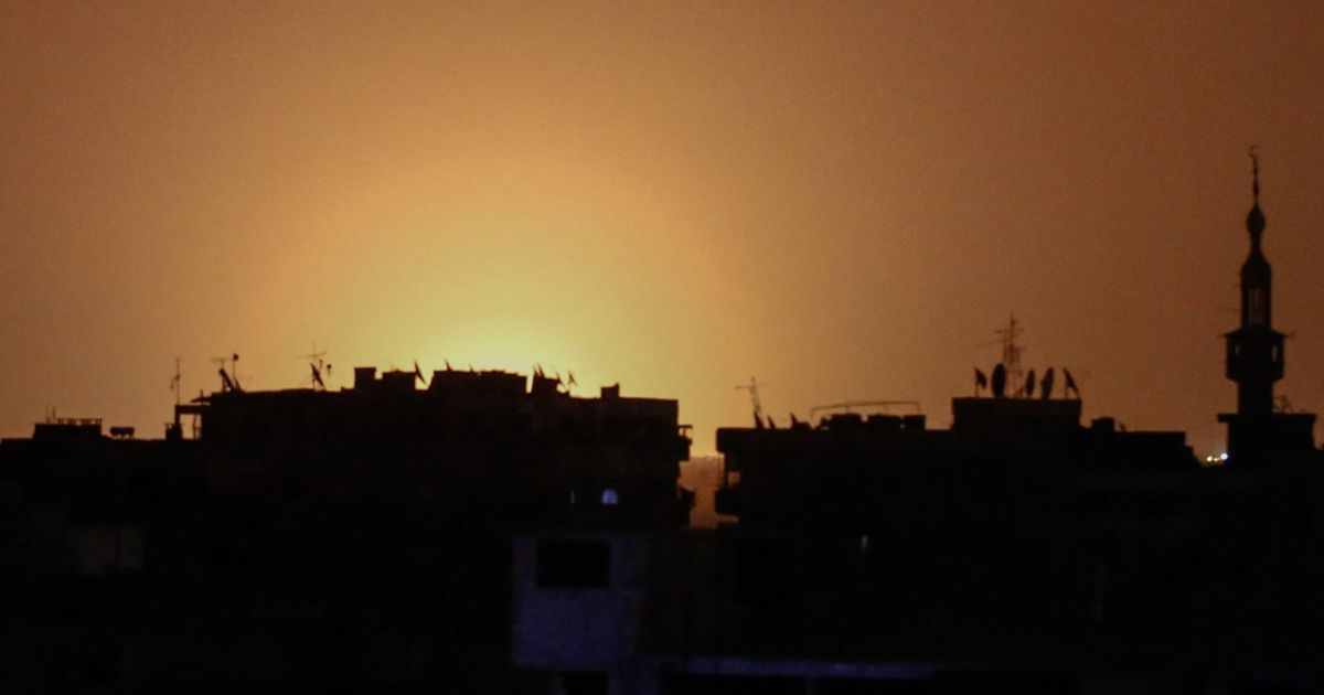 Reports: Israel attacked