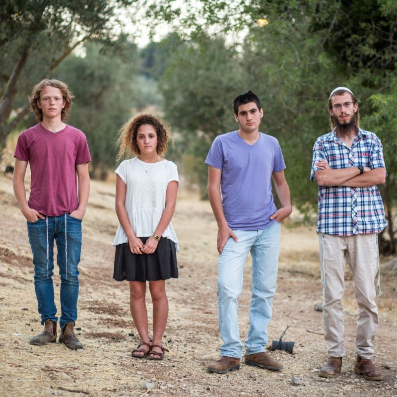 Who are you calling a settler?' Meet the young Israelis living in