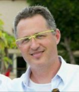 Maj. David Zohar, a 43-year-old veteran pilot serving in reserve duty, who died Monday, August 8, 2017, after the military helicopter he was in crashed in southern Israel, wounding his younger copilot