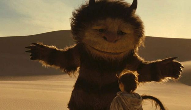 "A scene from ""Where the Wild Things Are."""