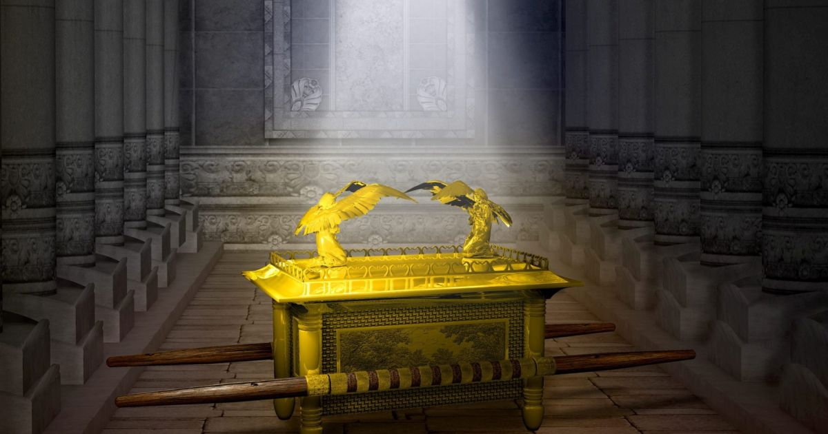 The Real Ark Of The Covenant May Have Housed Pagan Gods