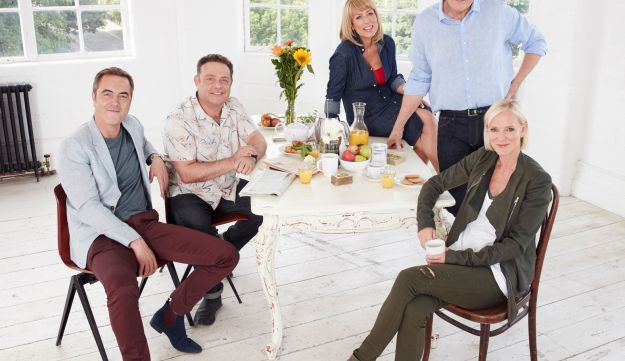 The cast of 'Cold Feet'