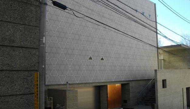 The Jewish Community of Japan, a Conservative congregation of 110 families, meets in modern building in Tokyo built in 2009.