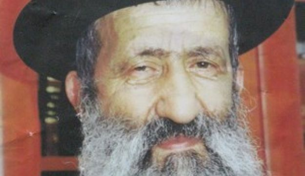 Rabbi Benzion Mutzafi