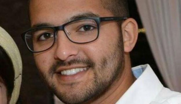 Yanay Wiesman, 21, an IDF soldier, was killed in a stabbing attack in the Rami Levi supermarket in Sha'ar Binyamin Industrial Zone. February 18, 2016/
