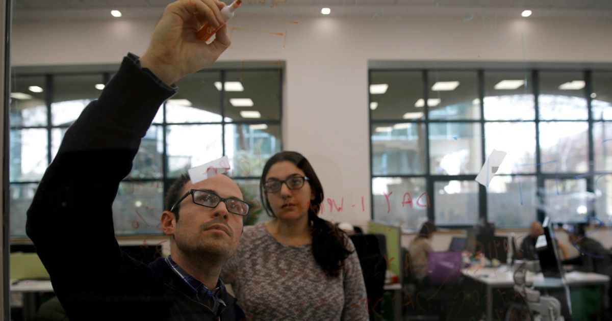Fund started by an Israeli and a Palestinian looks for the next