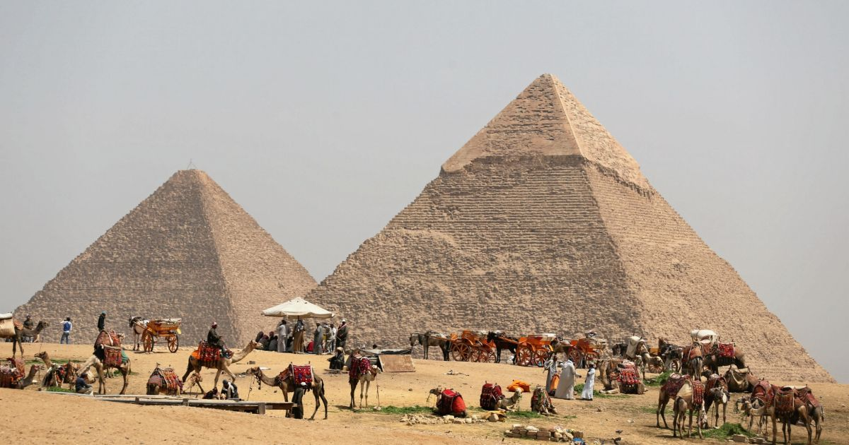 term paper egyptian pyramids