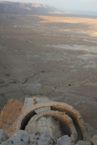 Did the Jews kill themselves at Masada rather than fall into