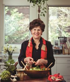 "Joan Nathan. ""Recipes are always changing and Jewish food is always changing."""