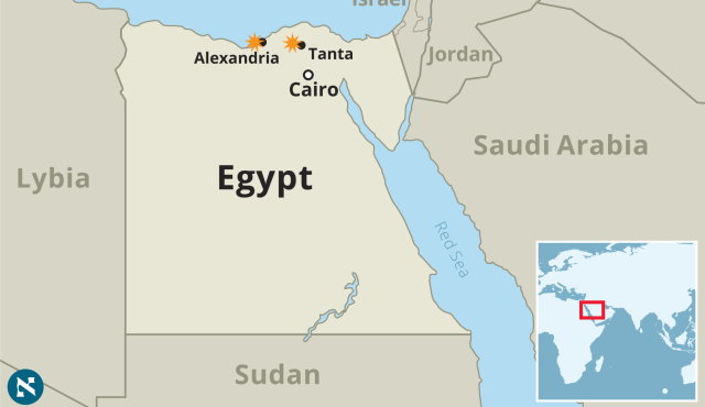 double isis church blasts rock egypt on palm sunday 48 killed in alexandria and nile delta egypt haaretzcom