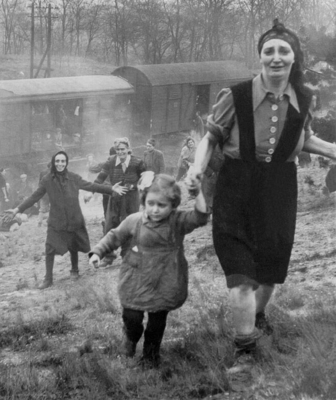 the holocaust train that led jews to freedom instead of death