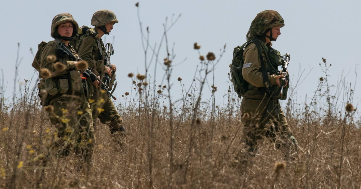 Israel Stop Sending Women To The Battlefield They Re