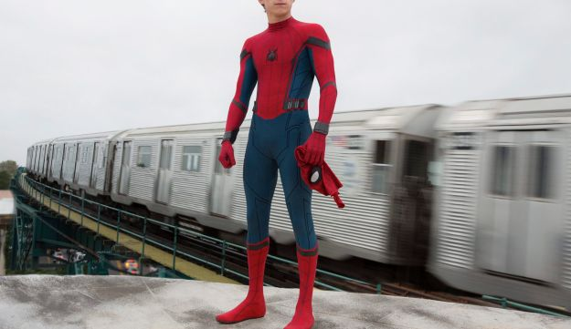"Tom Holland in ""Spider-Man: Homecoming,"" one of the blockbusters Israelis will be flocking to in the summer of 2017."