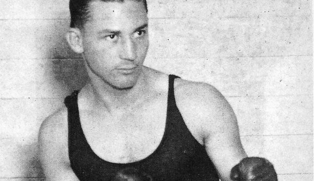 Benny Leonard. Crowned the greatest Jewish boxer of all time.