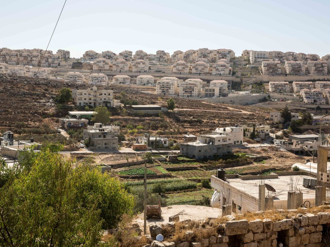 Armed and entitled, Israeli hikers sow fear in Palestinian farming ...