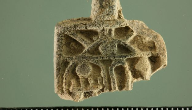 An ancient Egyptian amulet dating back more than 3,200 years to the days of the Pharaohs discovered by a 12-year-old Israeli girl.