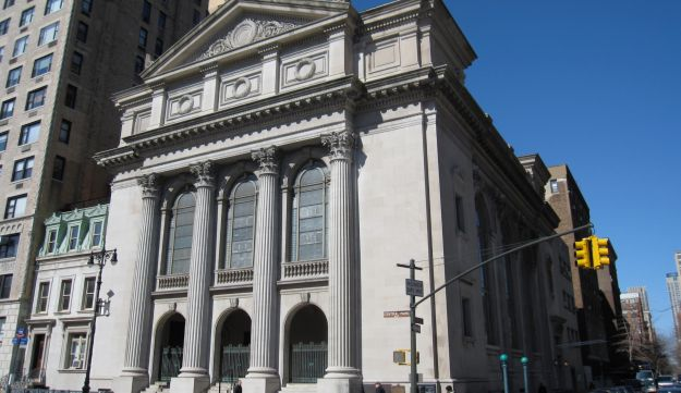 Shearith Israel, the oldest congregation in North America, is renovating its community house and converting part of the building to condos.