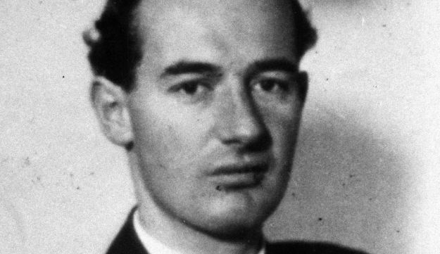 An undated black and white file photo showing World War II hero, Sweden's envoy to Nazi-occupied Hungary Raoul Wallenberg.