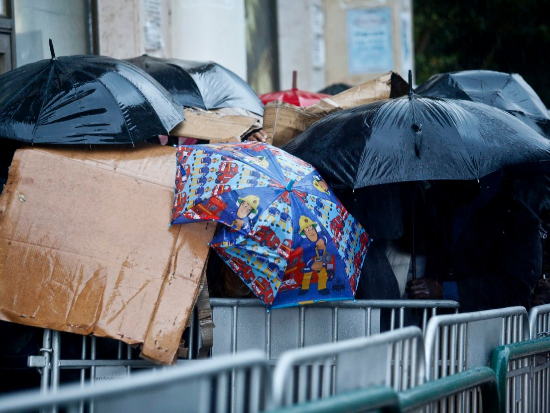 The abject misery of standing in line to apply for asylum in asylum seekers stand in line in the rain at the interior ministry in tel aviv meged gozani stopboris Image collections