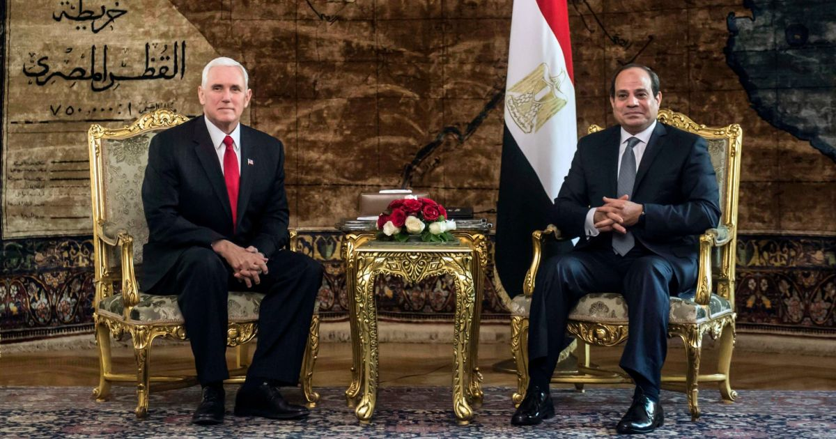 Why Israel's alleged bombing in Sinai can't actually help Egypt's Sissi