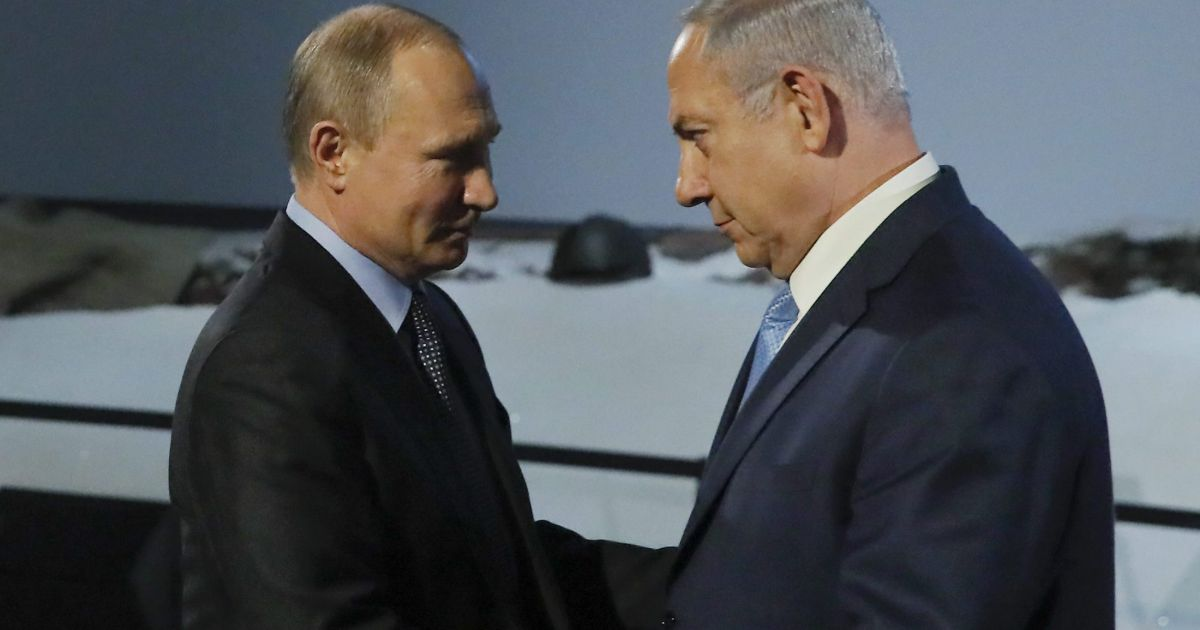 Putin's phone call with Netanyahu put end to Israeli strikes in Syria