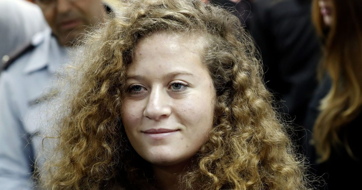 Palestinian teenager Ahed Tamimi's trial begins; reporters barred from covering it