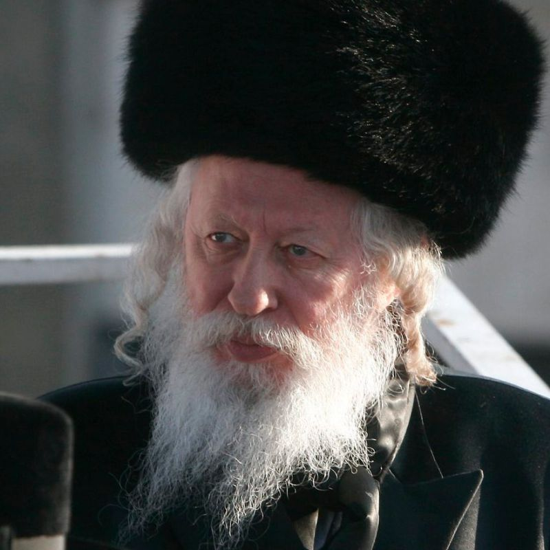 Image result for Gerrer Rebbe Yaakov Aryeh Alter